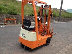 Electric Forklift Toyota FB5