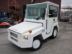 Toyota Tow Tractor  02-2TDU25